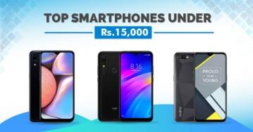 Top Smartphones Under 15000 in Nepal- Price, Display, Cameras and other Specs.