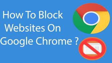 Chrome: How to block websites on chrome on Desktop and mobile devices?