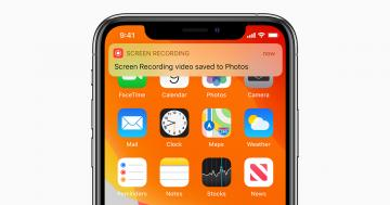 How to  screen record on iPhone, iPad or iPod touch?