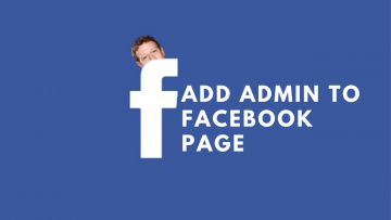 How to add admin to Facebook Page on Desktop and Mobile devices.