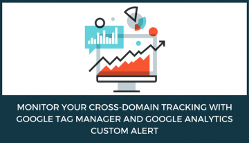 Google Analytics Cross Domain Tracking with Google Tag Manager.