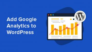 How to add Google Analytics to WordPress  with and without plugins?