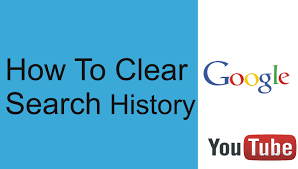 How to delete Google search history on various web browsers?