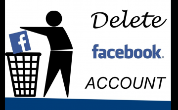 How to deactivate or delete  Facebook account? Step wise guide.