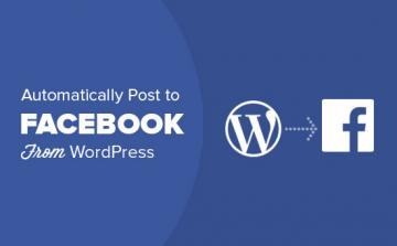 How to share WordPress post on Facebook automatically with and without plugins?