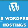 Free Hosting for WordPress : 7 Amazing free  hosting for WordPress site.