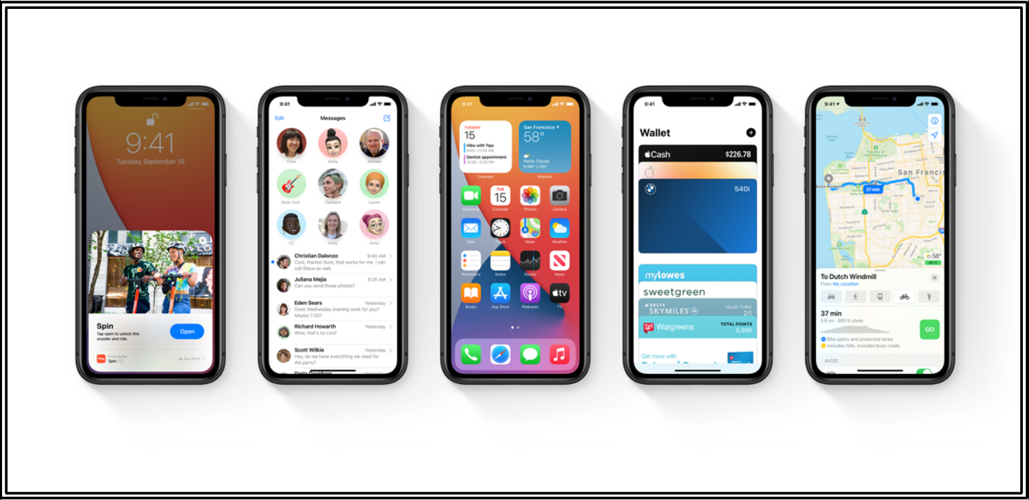 iOS 14