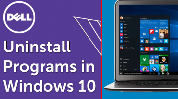 How to uninstall programs and apps on Windows 10 : Using built-in features and third-party uninstaller.