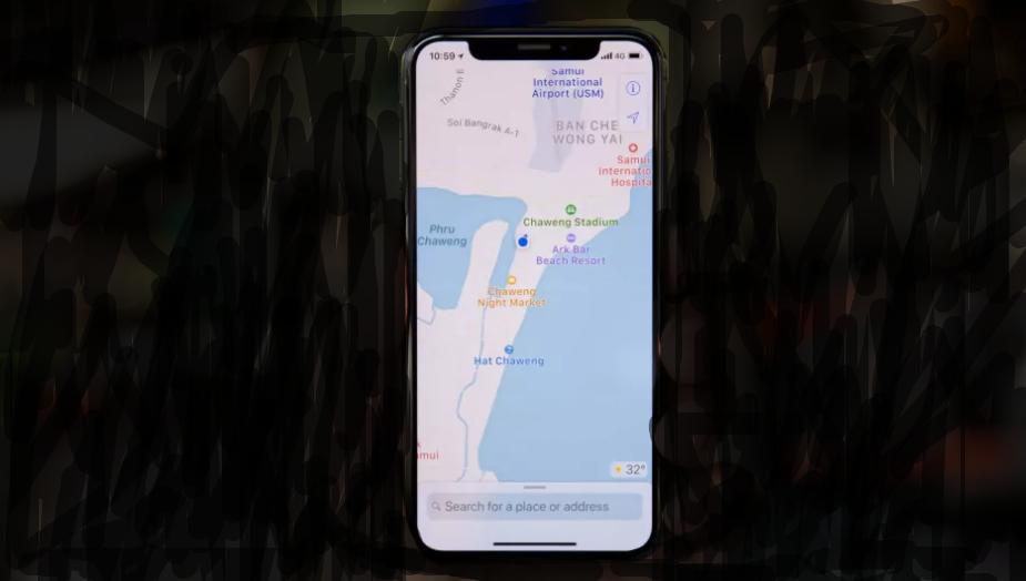 Apple maps crowdsourcing
