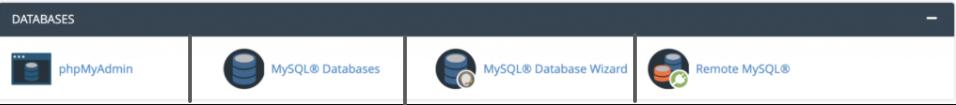 Database module