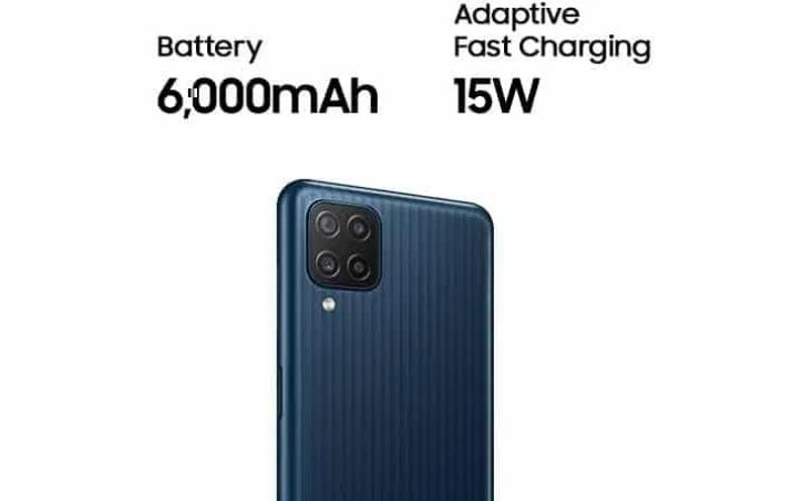 Galaxy M21 battery