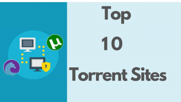 Top 10 best torrent sites for downloading movies, games, e-books, anime and many more.